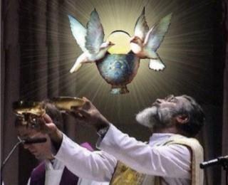 Linh mục, hãy chạm đến thực tại thánh và nên thánh_Lm. FX Thượng
